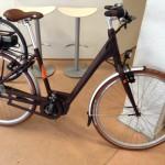 Superior/Frappé E-Bike Shimano Step's Antrieb 8 Gang Nexus, Magura HS11, Rh 50cm, nur 22 Kg Sommerangebot statt 2399,00 jetzt nur 1999,00